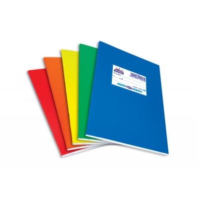 Super Διεθνές Τετράδια Χρωματιστά Α5 κλασικά πλαστικά SKAG (μαλακό εξώφυλλο)