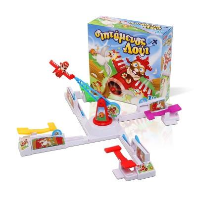 Επιτραπέζια Παιχνίδια - Ηλικίες : 3 - 4 - 5 - 6 +