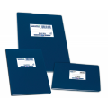 Super Τετράδιο Εξήγηση 50φ. Μπλε SKAG (σκληρό εξώφυλλο) 70gr.