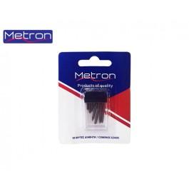 Μύτες για διαβήτη Metron σε κουτάκι των 10 τεμαχίων