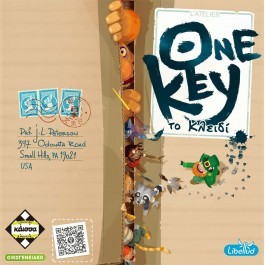 One Key : Το Κλειδί - Κάισσα (8+)