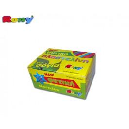 Πλαστελίνη σόγιας Filo Rony κουτί 11 χρωμάτων