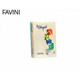 Favini χαρτόνι Α4 160gr. σε διάφορα χρώματα σε πακέτο των 250 φύλλων