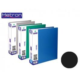 Σουπλ - Ντοσιέ με 80 ενσωματωμένες διαφάνειες (ζελατίνες) Metron σε χρώματα