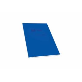 Τετράδιο Εργασιών και Επικοινωνίας 50φ. P.P. Πλαστικό Διεθνές  80gr. σε χρώματα Α4 ΚΑΙ 17x25