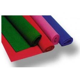 Γκοφρέ χαρτί  Metron 2 x 0.5 σε χρώματα