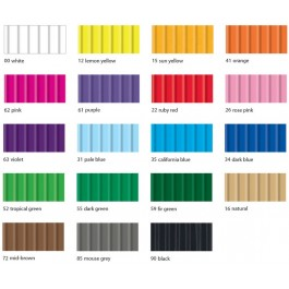 Χαρτόνι Οντουλέ 50 x 70 σε χρώματα