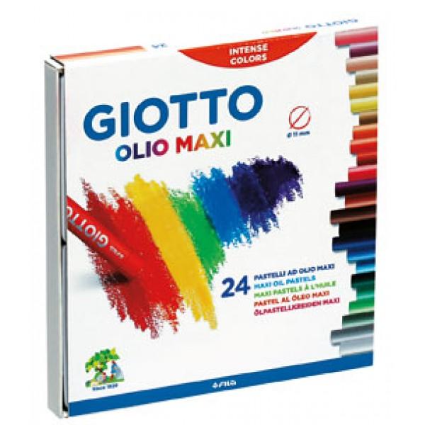 Λαδοπαστέλ Giotto 24τεμ. Olio