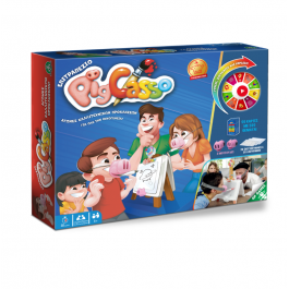 PigCasso - Giochi Preziosi (6+)