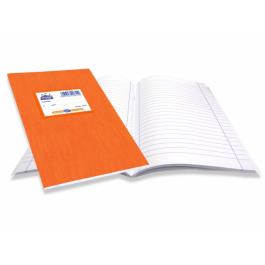 Super Διεθνές Τετράδιο Πορτοκαλί 50 φ. κλασικό πλαστικό SKAG (μαλακό εξώφυλλο)