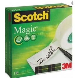 Scotch Magic κολλητική ταινία (σελοτέιπ) 19mm x 33m