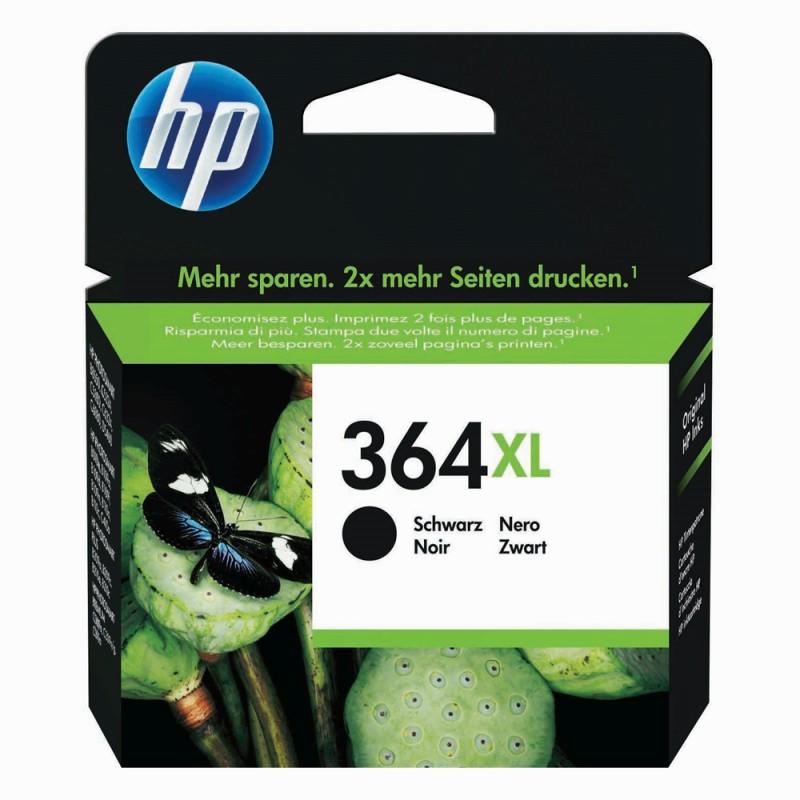 HP 364xl Black Μελάνι Inkjet (CN684EE) (HPCN684EE)