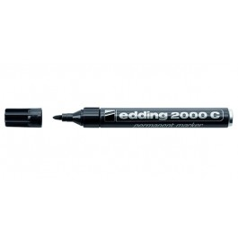 Edding 2000 Ανεξίτηλος μαρκαδόρος στρογγυλή μύτη