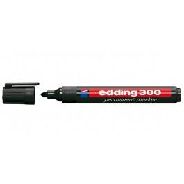 Edding 300 Ανεξίτηλος μαρκαδόρος στρογγυλή μύτη