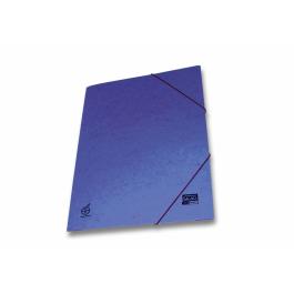 Ντοσιέ με Λάστιχο SKAG ECONOMY Μπλε
