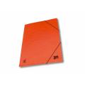 Ντοσιέ με Λάστιχο SKAG ECONOMY Πορτοκαλί